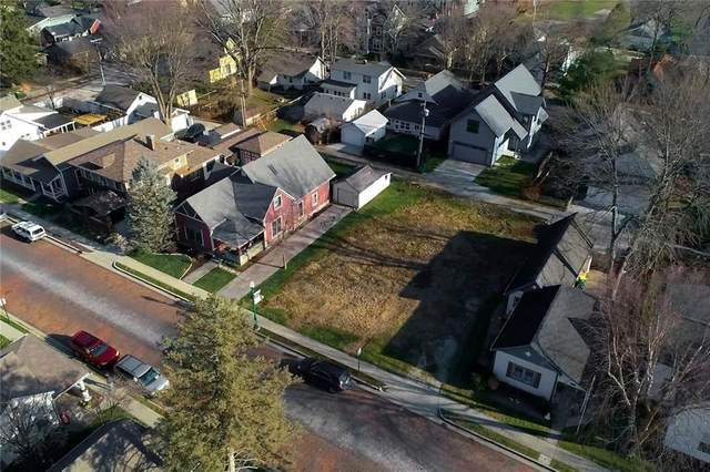 145 N Main Street, Zionsville, IN 46077 (MLS #21758528) :: Anthony Robinson & AMR Real Estate Group LLC