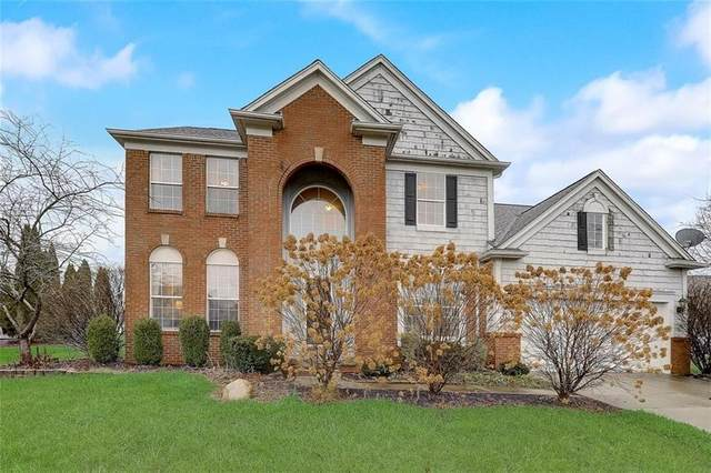 6257 Glenhaven Court, Indianapolis, IN 46236 (MLS #21758557) :: Corbett & Company