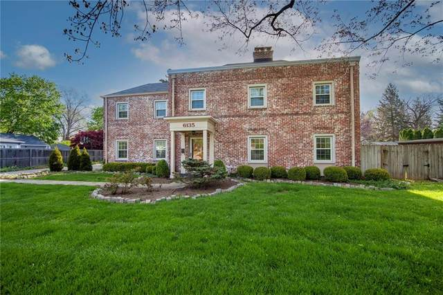 6135 N Meridian Street, Indianapolis, IN 46208 (MLS #21758569) :: Mike Price Realty Team - RE/MAX Centerstone