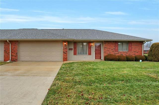 314 E 48th Street, Anderson, IN 46013 (MLS #21758576) :: Richwine Elite Group