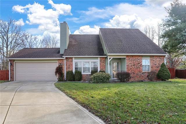 8477 Hill Pine Court, Indianapolis, IN 46227 (MLS #21758602) :: AR/haus Group Realty