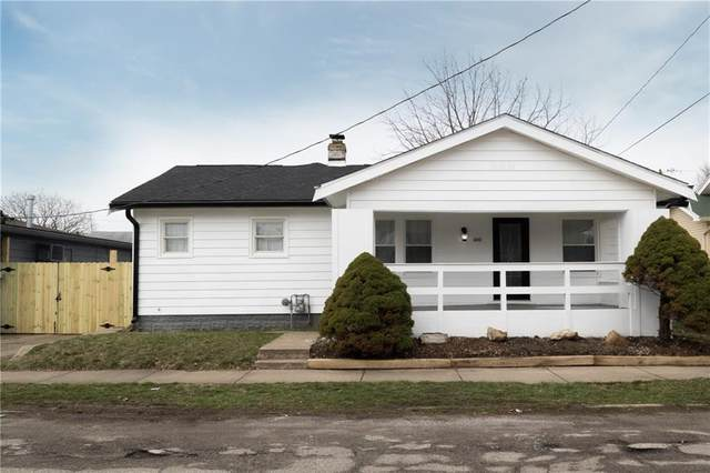 1010 N Linwood Avenue, Indianapolis, IN 46201 (MLS #21758603) :: Mike Price Realty Team - RE/MAX Centerstone
