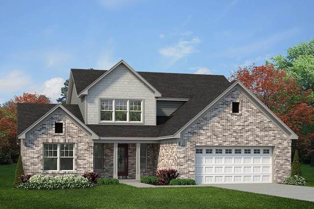 7403 Goose Creek Court, Indianapolis, IN 46221 (MLS #21758608) :: The Evelo Team