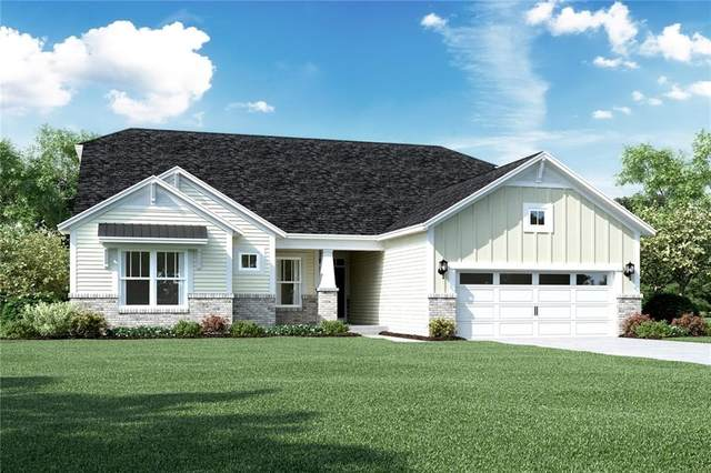 4112 Backstretch Lane, Bargersville, IN 46106 (MLS #21758626) :: The Indy Property Source