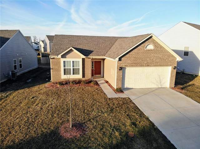11718 Fawn Crest Drive, Indianapolis, IN 46235 (MLS #21758635) :: Mike Price Realty Team - RE/MAX Centerstone