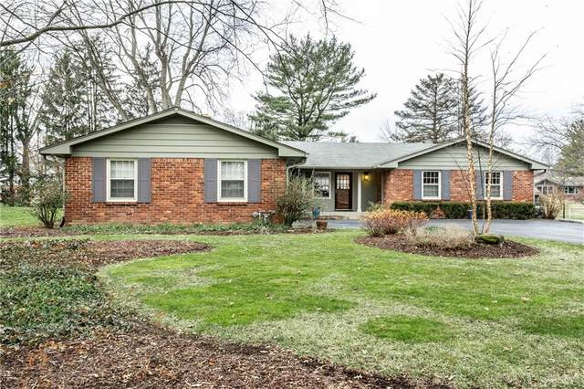 7254 Audubon Road, Indianapolis, IN 46250 (MLS #21758637) :: Realty ONE Group Dream