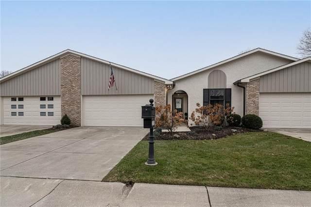 1059 Carters Grove, Indianapolis, IN 46260 (MLS #21758638) :: Corbett & Company