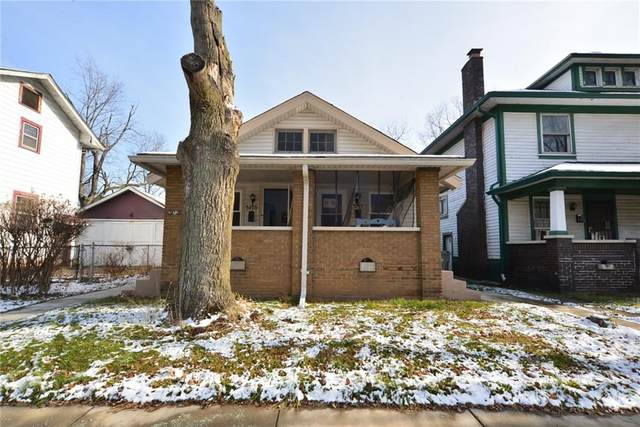 3173 Boulevard Place, Indianapolis, IN 46208 (MLS #21758639) :: AR/haus Group Realty