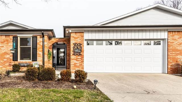 1050 Winterthur #25, Indianapolis, IN 46260 (MLS #21758642) :: Anthony Robinson & AMR Real Estate Group LLC
