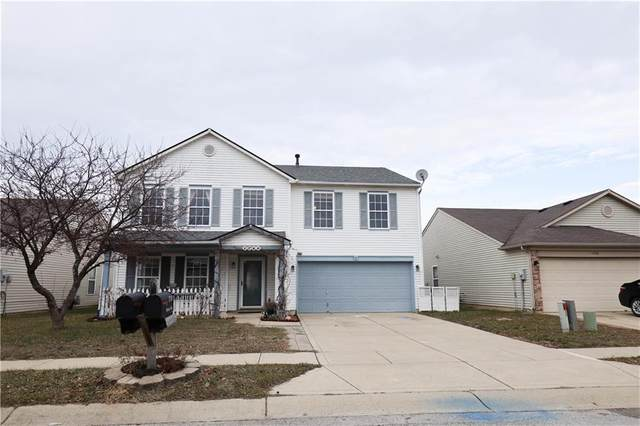 1746 Brassica Way, Indianapolis, IN 46217 (MLS #21758651) :: AR/haus Group Realty