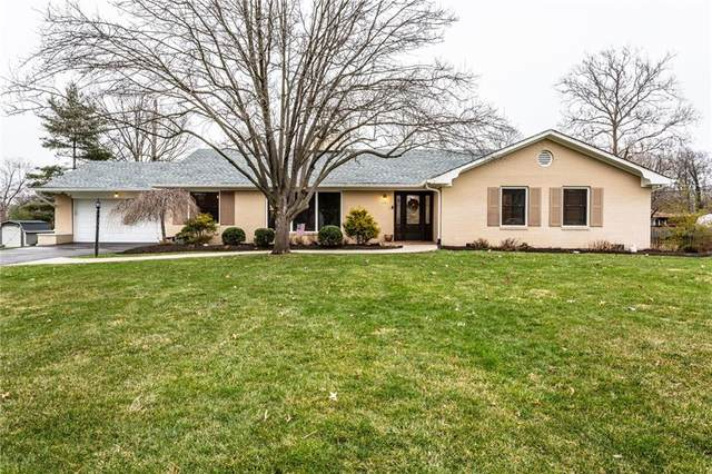 6265 Breamore Road, Indianapolis, IN 46220 (MLS #21758683) :: Realty ONE Group Dream