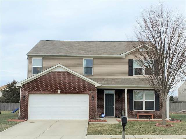 3303 Grove Berry Lane, Indianapolis, IN 46239 (MLS #21758687) :: Realty ONE Group Dream