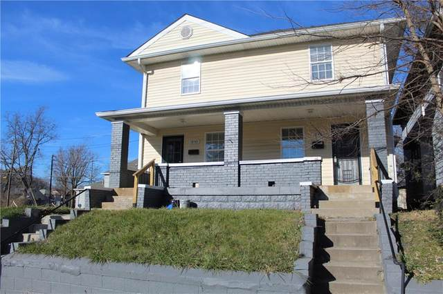 1948 W Michigan Street, Indianapolis, IN 46222 (MLS #21758688) :: The Evelo Team