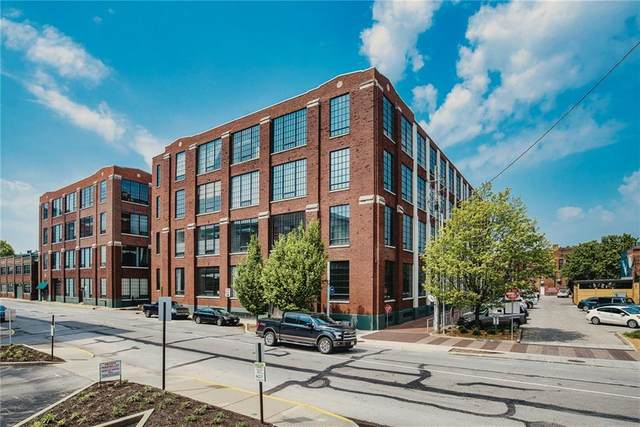 624 E Walnut Street #111, Indianapolis, IN 46204 (MLS #21758698) :: Corbett & Company