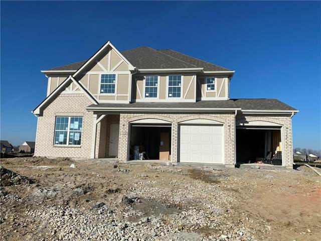 5152 Wyndale Drive, Bargersville, IN 46106 (MLS #21758709) :: AR/haus Group Realty