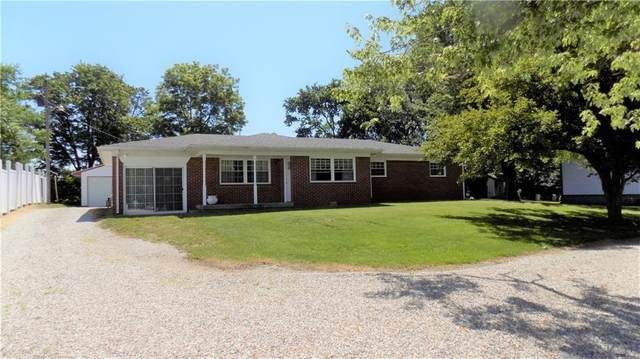 1229 S Bloomington Street, Greencastle, IN 46135 (MLS #21758725) :: Mike Price Realty Team - RE/MAX Centerstone