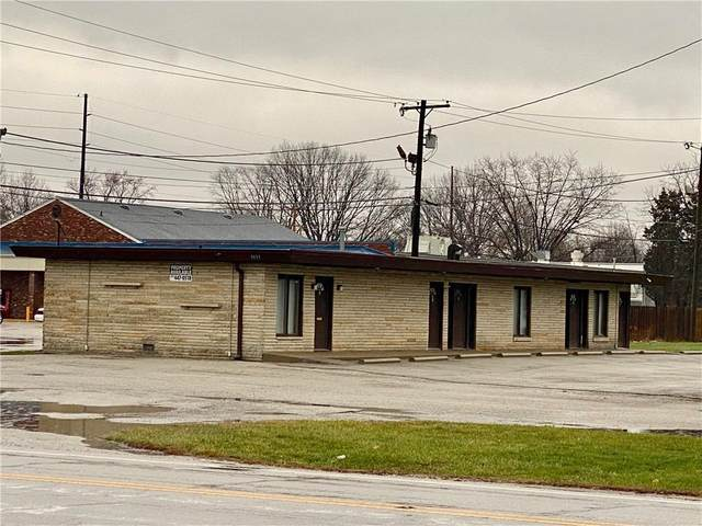 3035 S Meridian Street, Indianapolis, IN 46217 (MLS #21758735) :: The Indy Property Source