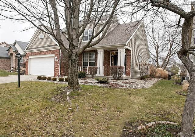 10204 Lauren Pass, Fishers, IN 46037 (MLS #21758736) :: Corbett & Company