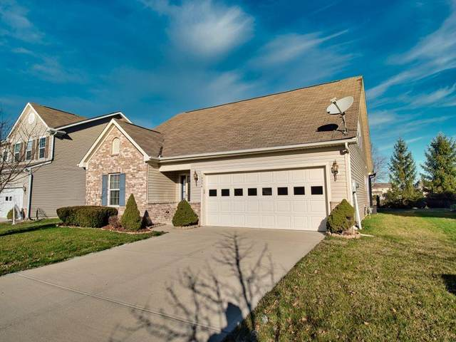 10354 Mcclain Drive, Brownsburg, IN 46112 (MLS #21758746) :: The Evelo Team