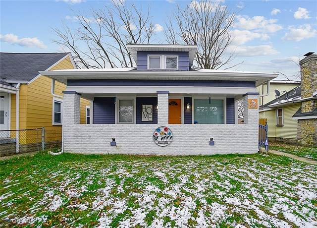 1535 N Chester Avenue, Indianapolis, IN 46201 (MLS #21758749) :: Mike Price Realty Team - RE/MAX Centerstone