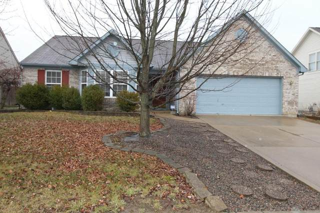 1447 Vinewood Drive, Greenwood, IN 46143 (MLS #21758753) :: Anthony Robinson & AMR Real Estate Group LLC