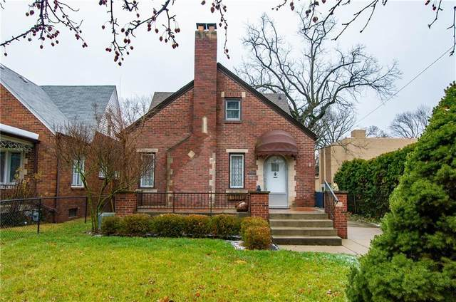 5881 Central Avenue, Indianapolis, IN 46220 (MLS #21758755) :: RE/MAX Legacy
