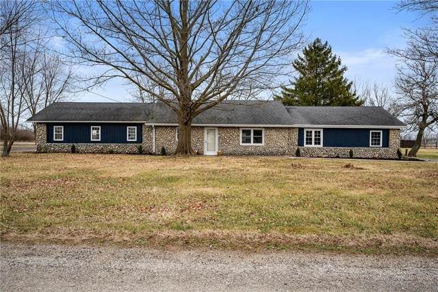 10800 Sharpbend Road, Albany, IN 47320 (MLS #21758778) :: The ORR Home Selling Team