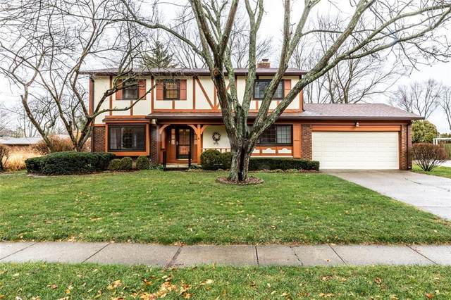 1128 Darby Lane, Indianapolis, IN 46260 (MLS #21758780) :: Corbett & Company