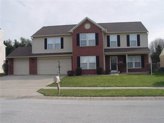 7803 Whitaker Valley Boulevard, Indianapolis, IN 46237 (MLS #21758793) :: Corbett & Company