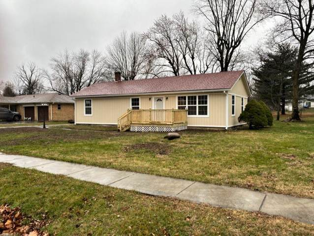 410 N Devon Avenue, Indianapolis, IN 46219 (MLS #21758855) :: Realty ONE Group Dream