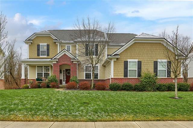 13640 Marylou Drive, Carmel, IN 46074 (MLS #21758860) :: AR/haus Group Realty