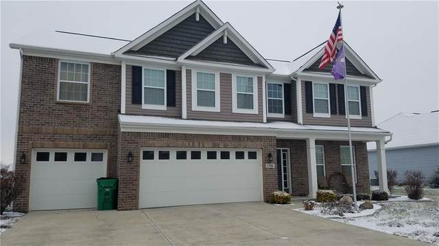 1756 Limerick Lane, Avon, IN 46123 (MLS #21758870) :: The Indy Property Source
