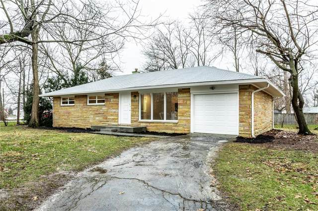 10610 Vali Drive, Indianapolis, IN 46280 (MLS #21758881) :: The Evelo Team