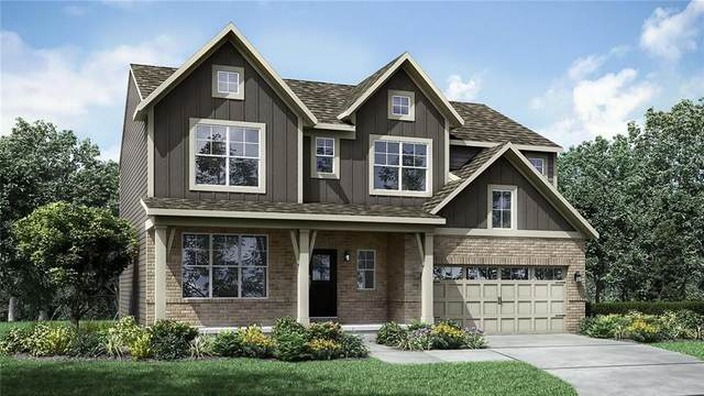 5440 Cloverdale Lane, Noblesville, IN 46062 (MLS #21758894) :: Richwine Elite Group