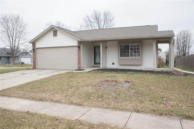 7461 Glensford Drive, Avon, IN 46123 (MLS #21758902) :: The Evelo Team