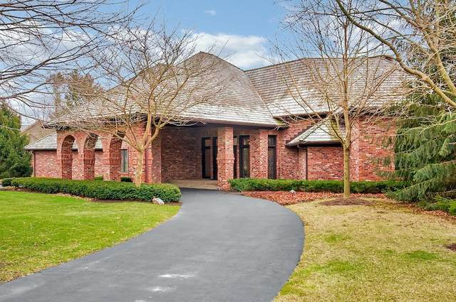 10591 Coppergate, Carmel, IN 46032 (MLS #21758904) :: The Indy Property Source