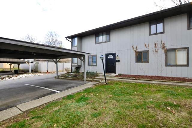 7935 Benjamin Drive, Lawrence, IN 46226 (MLS #21758909) :: Realty ONE Group Dream