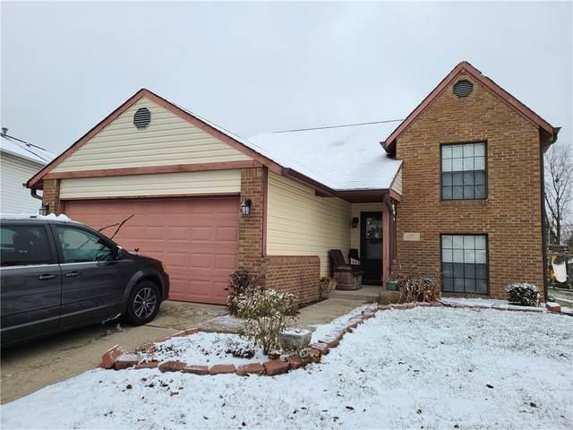 159 Westridge Place, Greenwood, IN 46142 (MLS #21758917) :: Corbett & Company