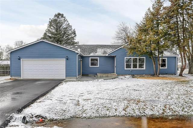 376 S Hendricks Drive, Greenwood, IN 46142 (MLS #21758933) :: Realty ONE Group Dream