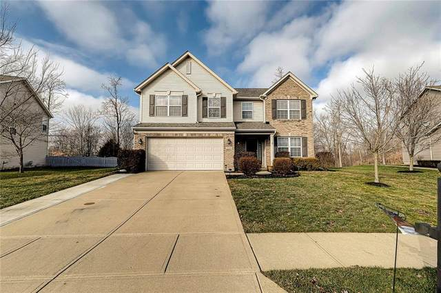 4754 Corydon Lane, Indianapolis, IN 46239 (MLS #21758942) :: Realty ONE Group Dream