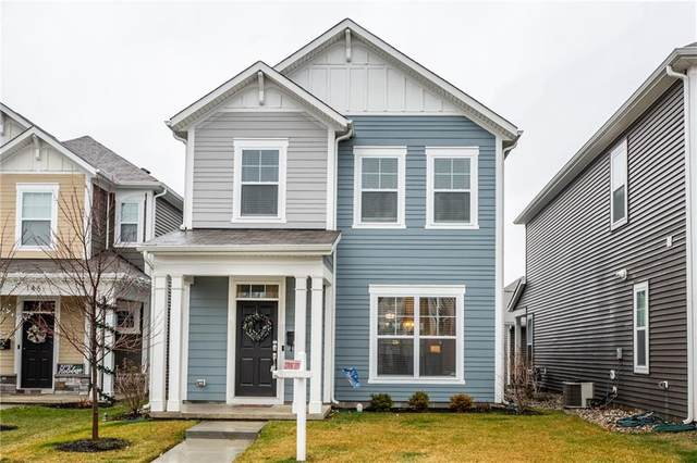 150 Handley Street, Indianapolis, IN 46222 (MLS #21758986) :: Realty ONE Group Dream