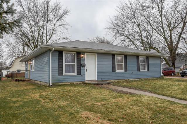 117 Cleveland Street, Tipton, IN 46072 (MLS #21758990) :: AR/haus Group Realty