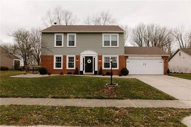 7408 Tarragon Place, Indianapolis, IN 46237 (MLS #21758994) :: Realty ONE Group Dream