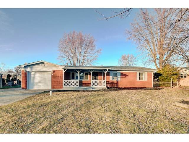 7134 Wayland Drive, Indianapolis, IN 46239 (MLS #21759008) :: The Evelo Team