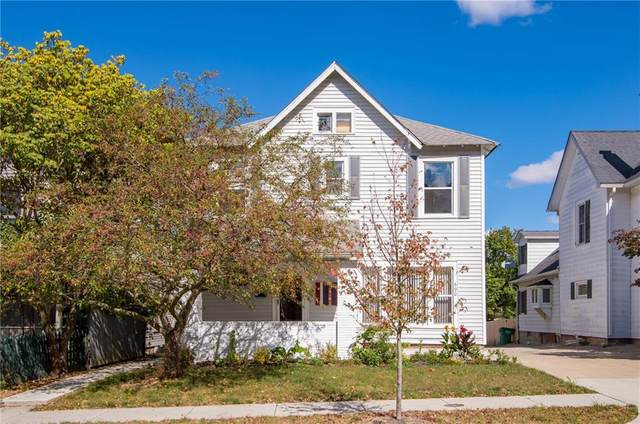 690 E Jefferson Street, Franklin, IN 46131 (MLS #21759011) :: The Indy Property Source