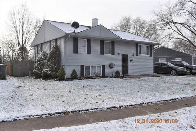 5907 Sunwood Drive, Indianapolis, IN 46224 (MLS #21759016) :: Corbett & Company