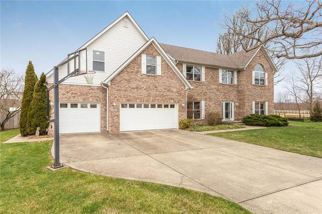 11733 Schmitt Circle, Indianapolis, IN 46239 (MLS #21759021) :: Realty ONE Group Dream