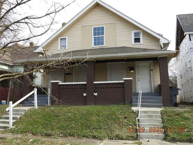 29 N Tacoma Avenue, Indianapolis, IN 46201 (MLS #21759025) :: RE/MAX Legacy