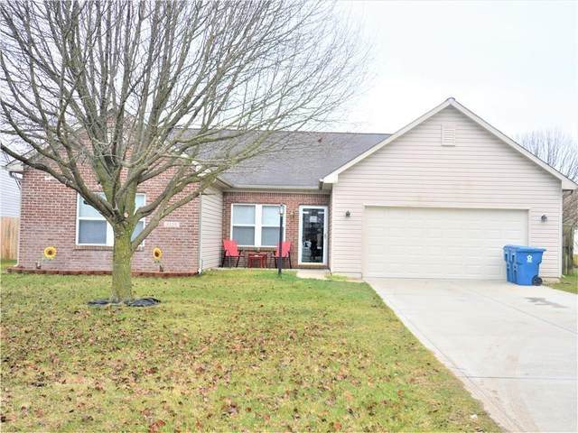 8129 Red Barn Court, Indianapolis, IN 46239 (MLS #21759071) :: Realty ONE Group Dream