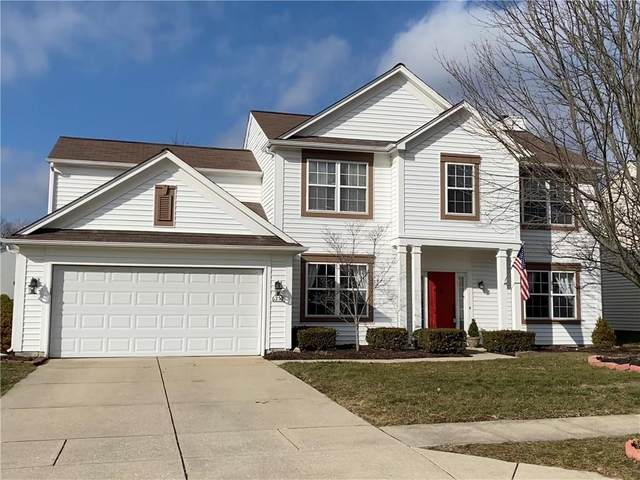 6252 Welker Drive, Indianapolis, IN 46236 (MLS #21759073) :: Realty ONE Group Dream